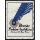 München 1925 Deutsche Verkehrs - Ausstellung