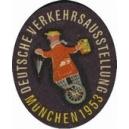 München 1953 Deutsche Verkehrsausstellung