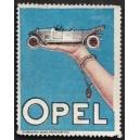 Opel (Auto auf Hand)