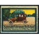 Scheel Automobil - Fuhrwesen Altona