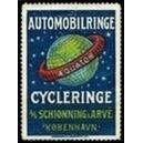 Schionning & Arve Automobilringe (Weltkugel)