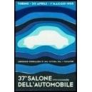 Torino 1955 37e Salone internazionale dell'Automobile
