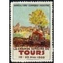 Tours 1928 La grande semaine de
