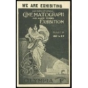 London 1913 Cinematograph and allied Exhibition (schwarz)