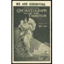 London 1913 Cinematograph Exhibition (schwarz)