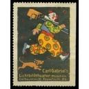 Gabriel's Lichtbiltheater München (Clown)
