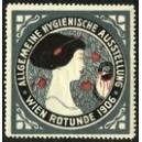 Wien 1906 Allgemeine Hygienische Ausstellung Rotunde