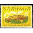 Paris 1961 3e Biennale Photo Cinéma Optique