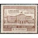 Wien 1912 1. Int. Kino Ausstellung (braun)