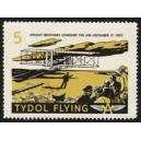 Tydol Flying A Wright Borothers conquer the air (WK 01)