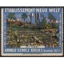 Scholz Berlin Etablissement Neue Welt Gr. Saal