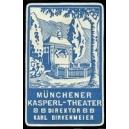 Münchener Kasperl - Theater (blau)