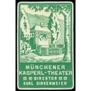 Münchener Kasperl - Theater (grün)