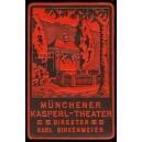 Münchener Kasperl - Theater (rot)