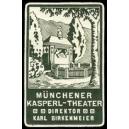 Münchener Kasperl - Theater (schwarz)