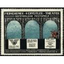 Münchener Künstler - Theater Sommerliche Festspiele (blau)