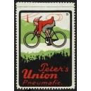 Peter's Unio n Pneumatic (Fahrradfahrer)