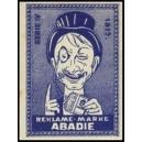 Abadie Serie IV 1915 (Mann - blau)