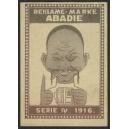 Abadie Serie IV 1916 (Chinese - grau)