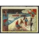 """Abel - Klinger """"Heimchen Spiele"""" Winter - Sport"""