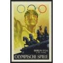 Olympiade 1936 Berlin