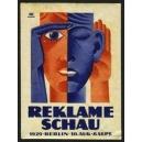 Berlin 1929 Reklame Schau