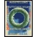 Berlin 1934 Ausstellung Deutsches Volk