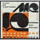 Breslau 1929 Werkbund Ausstellung Wohnung und Werkraum