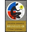 Bruxelles 1958 Exposition Universelle