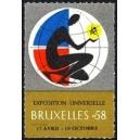 Bruxelles 1958 Exposition Universelle