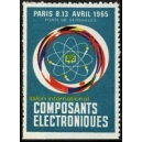 Paris 1965 Salon International Composants Electroniques