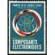 Paris 1965 Salon International Composants Electroniques