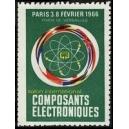 Paris 1966 Salon International Composants Electroniques