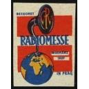 Prag 1927 Radiomesse