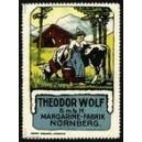 Wolf Margarine Fabrik Nürnberg (WK 01)