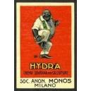 Hydra Crema sovrana per Calzature Soc. anon. Monos Milano