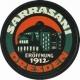Sarrasani Dresden 1912 Eröffnung (WK 03 - rot/grün)