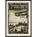 Nürnberg 1912 Flugwoche (Var A - braun)
