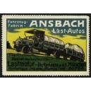 Ansbach Last - Autos (WK 01)