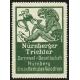 Nürnberger Trichter Carneval - Gesellschaft (grün)