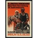 Breslau 1935 Südost - Ausstellung