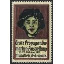München 1912 Erste Propagandamarken Ausstellung (WK 03)