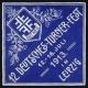 Leipzig 1913 12. Deutsches Turner-Fest (blau)