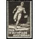 Olympiade 1928 Amsterdam (dunkelbraun)