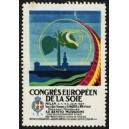 Milan 1927 Congrès Européen de la Soie