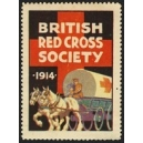 British Red Cross Society 1914 (Zweispänner)