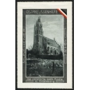 Münchener Ostpreussenhilfe 1915 Ortelsburg zerstörte Kirche