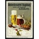 Aktienbrauerei Augsburg vorm. J. M. Vogtherr (WK 01)