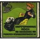 Koch Grammophonhaus München (Dame)