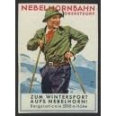 Oberstdorf Nebelhornbahn Zum Wintersport aufs Nebelhorn